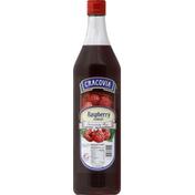Cracovia Syrup, Raspberry