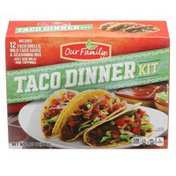 Our Family Taco Dinner Kit
