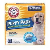 Arm & Hammer Absorbent Dog Pads & Puppy Training Pads