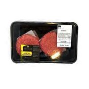 Food Lion Showcase Premium Beef Prime Rib Steakburgers