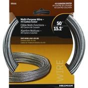 Hillman Group Wire, Multi-Purpose, No 3 Cushion Center