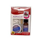 Kiss Acrylic Nail Manicure Kit