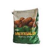Meijer Italian Style Meatballs