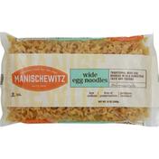Manischewitz Egg Noodles, Homestyle, Wide
