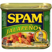 SPAM Jalapeno Canned Meat