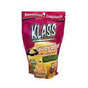 Klass Guava flavored drink mix