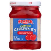 Stater Bros. Markets Jumbo Maraschino Cherries