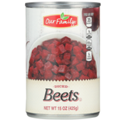 Our Family Diced Beets