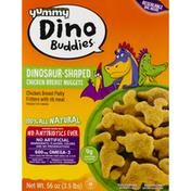 Yummy Nuggets, Chicken Breast, Dinosaur-Shaped