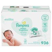 Pampers Baby Wipes Perfume Free