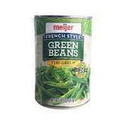 Meijer French Style Green Beans