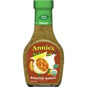 Annie's Roasted Garlic Vinaigrette Salad Dressing, Certified Organic