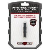 Real Avid Front Sight Adjuster Tool, AR15