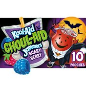 Kool-Aid Ghoul-Aid Jammers Scary Berry Artificially Flavored Soft Drink