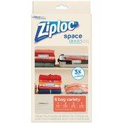 Ziploc Space Bag Variety Vacuum Seal Bags