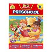 School Zone Big Workbook Preschool (Ages 3-5)
