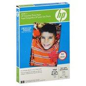 Hewlett Packard Photo Paper, Everyday, Semi-gloss