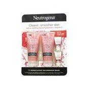Neutrogena® Oil Free Acne Wash Pink Grapefruit Scrub