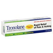 Tronolane Anesthetic Cream for Hemorrhoids