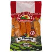 Tierra Latina Yellow Pepper, Mild, Aji Amarillo