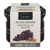 Can Bech Just for Cheese Black Grapes with Majorcan Almonds