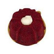 The Fresh Market Mini Red Velvet Bundt Cake