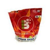 Boulder Clean Natural Dishwasher Detergent Gel Citrus Medley Powder