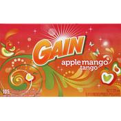 Gain Fabric Softener, Apple Mango Tango
