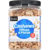 Essential Everyday Cashews, Halves & Pieces, with Sea Salt