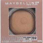 Maybelline Eye Shadow, Cream, Waterproof, High Roller 30