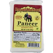 Royal Mahout Cheese, Paneer