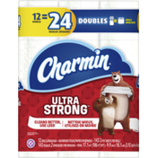 Charmin Ultra Strong Ultra Strong Toilet Paper, Double Roll