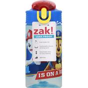 Zak! Sports Bottle, Paw Patrol, 16 Ounce