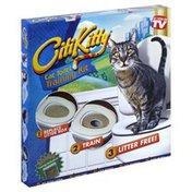Citikitty Toilet Training Kit, Cat