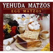 Yehuda Matzos, Egg