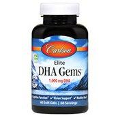 Carlson Labs Elite DHA Gems