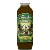 Buddha's Brew Kombucha, Pineapple Super Greens