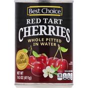 Best Choice Cherries, Red Tart