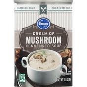 Kroger Condensed Soup, Cream of Mushroom