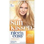 Clairol Nice 'n Easy, 9G Light Golden Beach Blonde, Permanent Hair Color, 1 Kit Female Hair Color