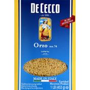 De Cecco Orzo, No. 74