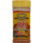 Caribbean Sunshine Seasoning, Fish, Jamaican