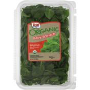 Dole Fresh Organic Baby Spinach