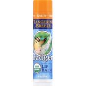 Badger Lip Balm, Tangerine Breeze