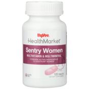 Hy-Vee Healthmarket, Sentry Women Multivitamin & Multimineral Dietary Supplement Tablets