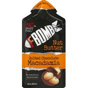 Fbomb Nut Butter, Salted Chocolate Macadamia