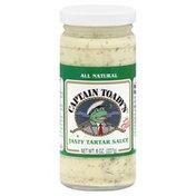 Captain Toadys Tartar Sauce, with Dill