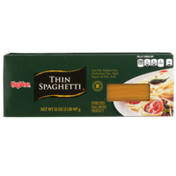 Hy-Vee Enriched Macaroni Product, Thin Spaghetti