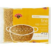 Hannaford Fine Egg Noodles