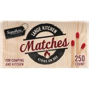 Signature Select Matches, Large Kitchen